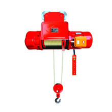 CD1/MD1 Wire Rope Steel Cable Electric Hoist